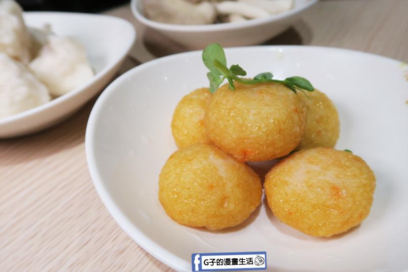 南勢角火鍋.鍋語鍋物.單點火鍋料-龍蝦沙拉球