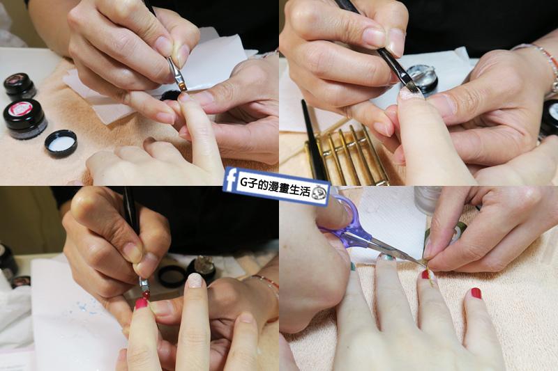 NICE SPA松江南京站.四平商圈 美甲,凝膠指甲 指甲基礎保養