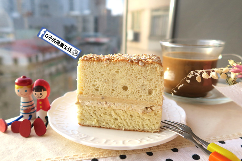 三統漢菓子燕麥高纖奶霜蛋糕,台北伴手禮,彌月蛋糕,法國頂級奶油製成