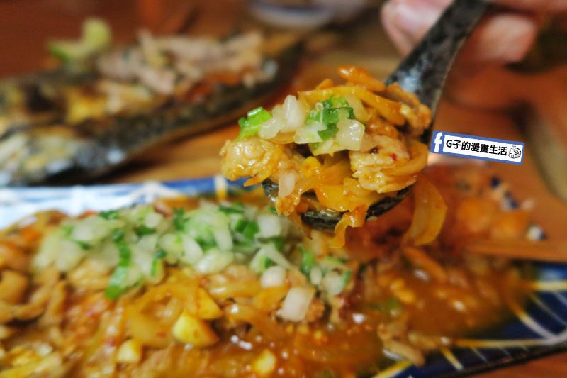 東京串燒。酒場 韓風泡菜泡菜炒豬肉