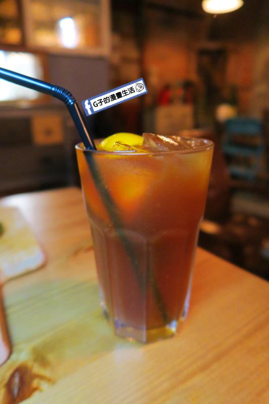 東京串燒。酒場 綜合水果冰茶