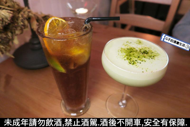 東京串燒。酒場 東京長島冰茶+ 抹茶香甜貝禮絲 調酒 生啤