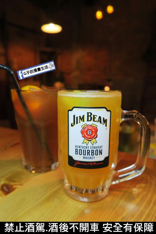 東京串燒。酒場 超好喝水果生啤酒