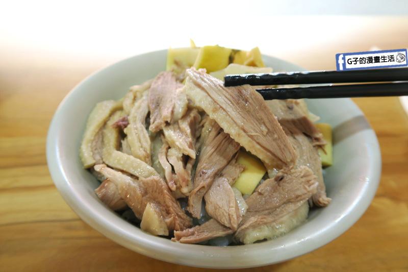鵝肉飯.新莊 江子翠鵝肉油雞專賣店