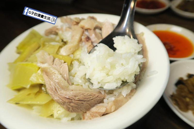 鵝肉飯-詠樂鵝肉店 士林
