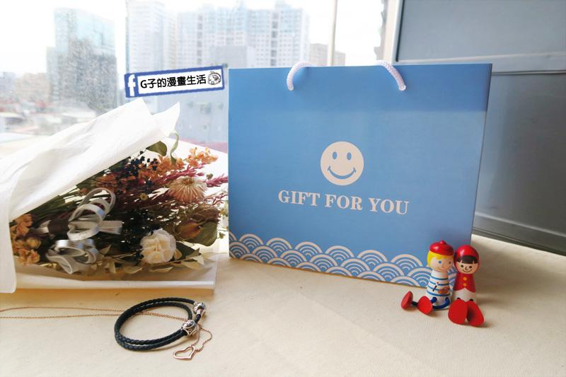愛禮物.男友生日禮物.客製化禮物.專屬行動電源.附禮物提袋