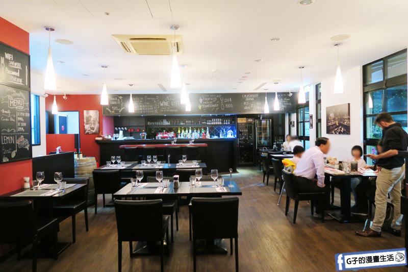 永康氣氛好餐廳 O'Steak Taipei 歐牛排法餐廳.