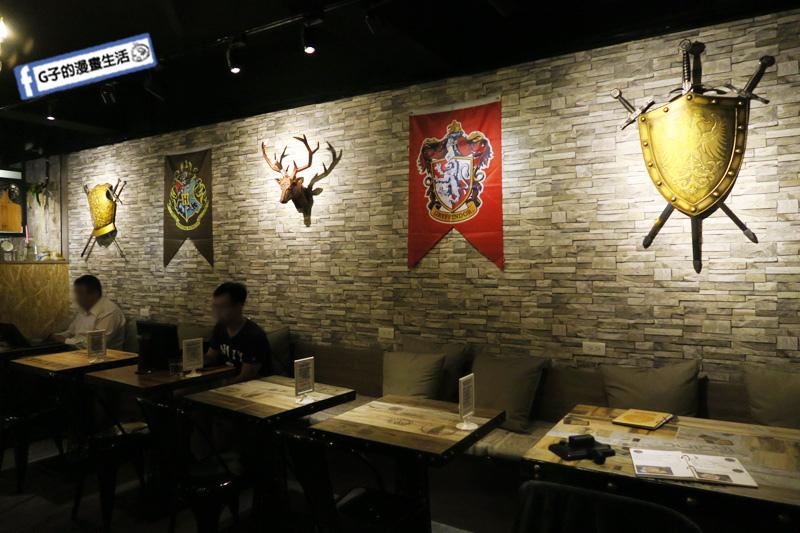 永和樂華夜市咖啡廳Magic Mars Coffee