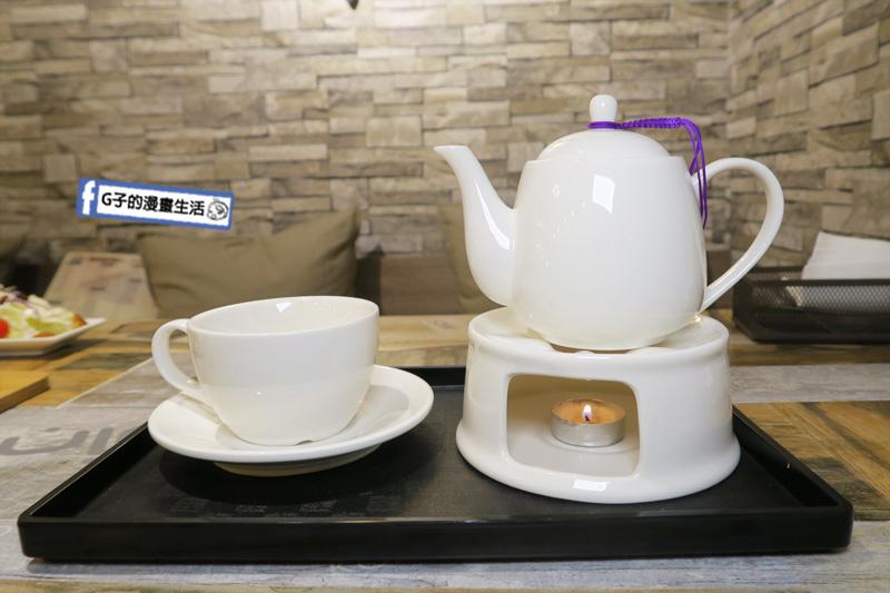 永和樂華夜市咖啡廳Magic Mars Coffee.熱水果茶
