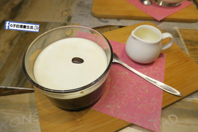 永和樂華夜市咖啡廳Magic Mars Coffee.點心咖啡凍