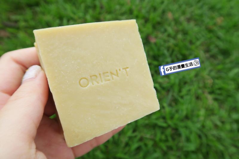 ORIEN'T 手工皂 「肇」& 「霖」洗淨力手工皂.洗頭洗髮都OK