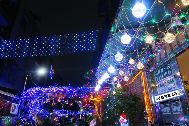北投區石牌站-吉慶里聖誕巷.福興聖誕公園