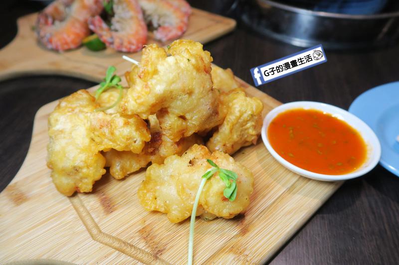 三重 羊肉爐-三重港景觀餐廳.生炒鴨舌.生啤.活蝦燒烤海鮮.