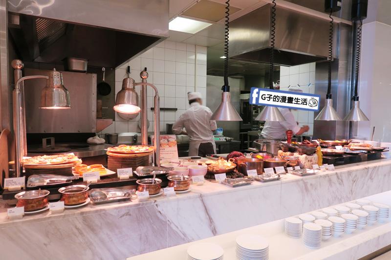敘日全日餐廳/台北六福萬怡酒店/Buffet吃到飽/南港捷運站/EZTABLE Buffet月