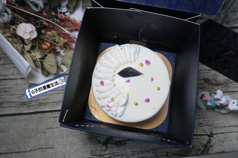 台中伴手禮.宅配甜點-Peerager畢瑞德.母親節蛋糕-赫拉