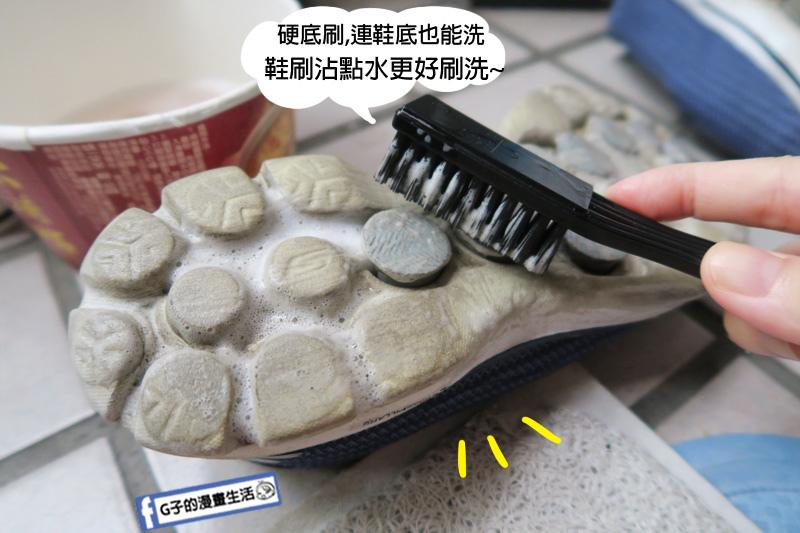 Y.A.S 美鞋神器 鞋類香氛清潔慕絲-櫻花限定版+專業鞋刷組開箱