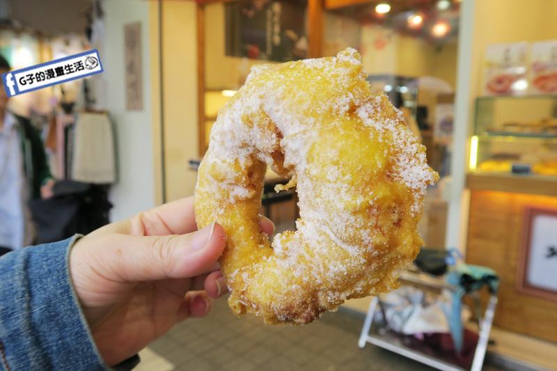 北海道脆皮甜甜圈.中正台大.公館美食.脆皮甜甜圈.北海道咖哩多拿滋.大甲芋香多拿滋.紅豆相思多拿滋.昭和酸菜多拿滋