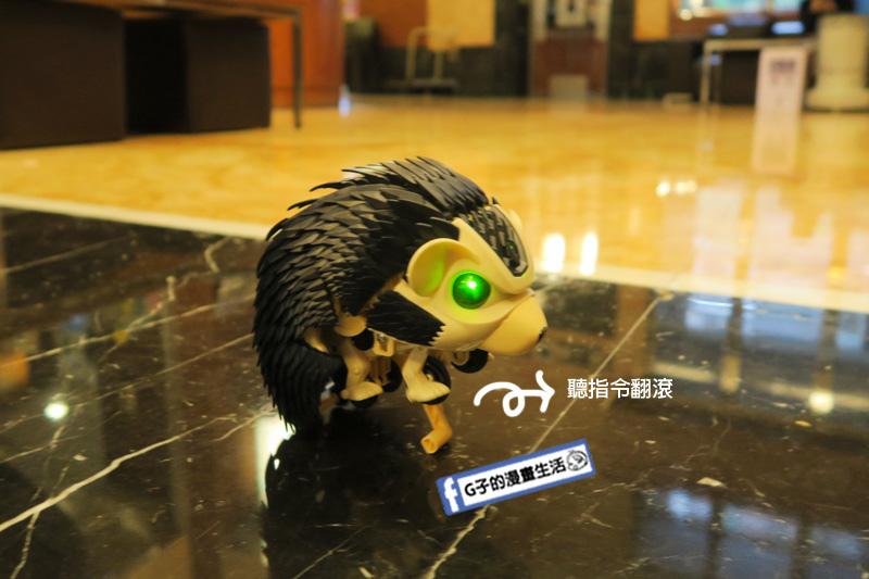 ProsKit寶工AI 鼓掌刺蝟GE-896.DIY模型機構設計.台灣製造親子玩具