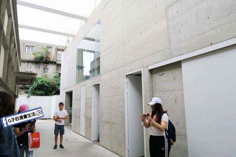 新富町文化市場 公共廁所
