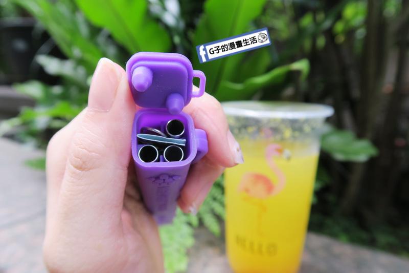 Asobu水壺.時尚水果沖泡瓶.Asobu360°水壺.環保不鏽鋼吸管組.