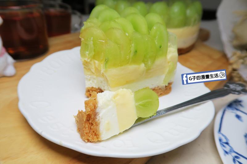日福 OH HAPPY DAY.父親節蛋糕甜點.宅配蛋糕.白葡萄生乳酪.芋泥布丁塔