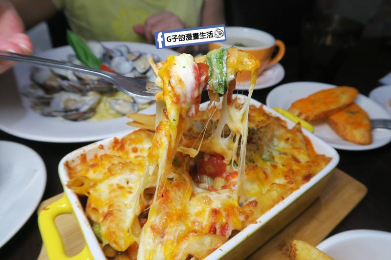 懂吃懂吃.義式小廚【永和樂華夜市義大利麵燉飯】