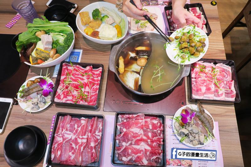 【中和吃到飽火鍋】食尚吃到飽涮涮鍋.火鍋吃到飽.海鮮.鴛鴦鍋.中和鍋物