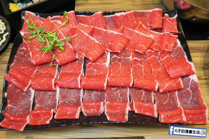 【板橋火鍋】沸騰極致涮涮鍋.鍋物霸王肉盤只要580