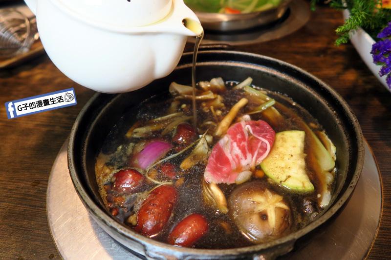 新莊喜園涮涮鍋.有機鍋物.新莊火鍋推薦