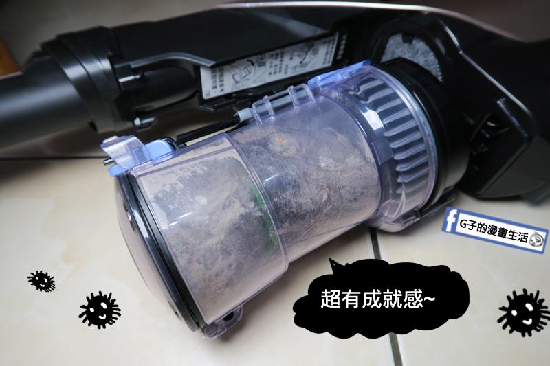 小家電開箱-HITACHI 日立 直立/手持兩用無線吸塵器PVSJX920T