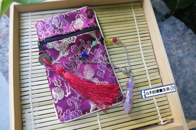 【財神小舖】能量脈輪-文昌筆吊墜鏈-紫水晶《含開光》學業.事業