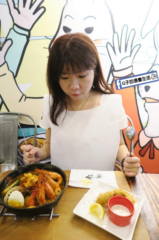 【師大美食】銀兔湯咖哩.銀兔湯咖哩師大店.牛舌咖哩.海鮮咖哩.北海道.