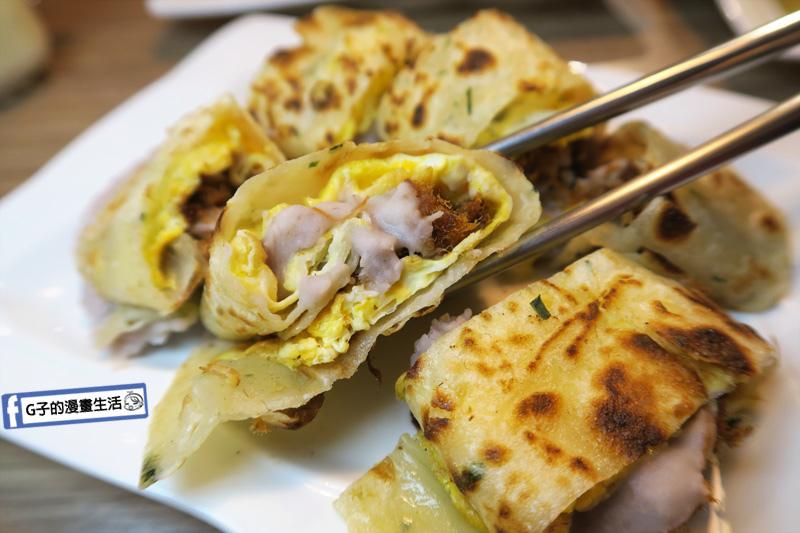 永和Daya's Brunch 肉蛋吐司.大爺肉蛋吐司.芋泥蛋餅.美式漢堡