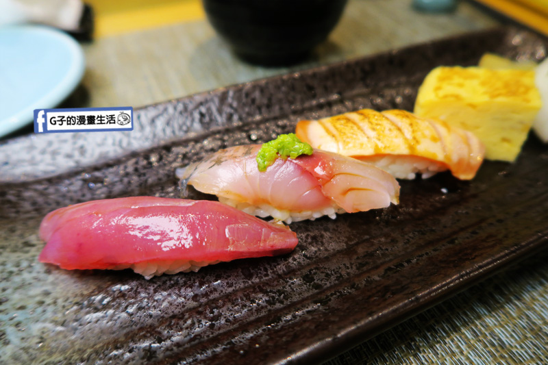 【林森北路壽司無菜單日本料理】樂山割烹壽司.條通美食