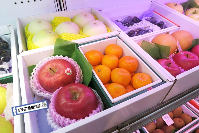 長輩伴手禮.長輩禮物.日本水果禮盒..青森大紅榮蘋果.日本空運小蜜柑