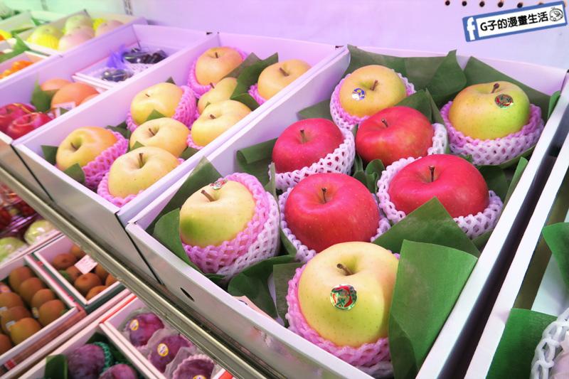 農林水果.日本蘋果.水果禮盒宅配