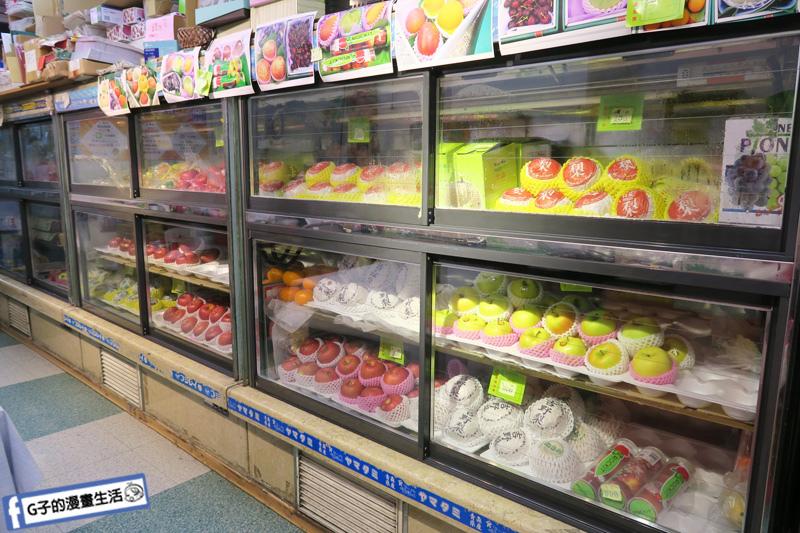 台北農林水果.見父母送長輩伴手禮.禮盒.日本水果