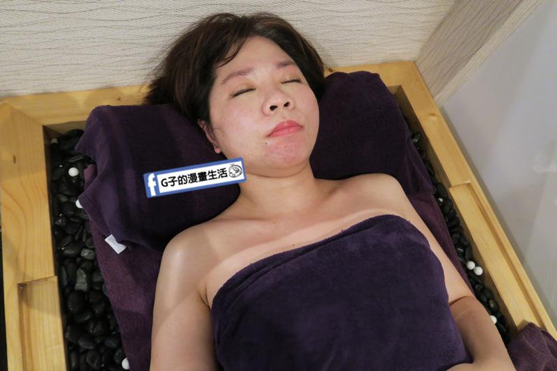 蘆洲SPA-嫚聆國際美容美體.岩盤浴