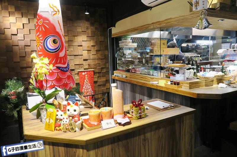 IMG_4505【東區居酒屋】創作串燒 野崎.串燒.豬肉捲盛合.創意料理