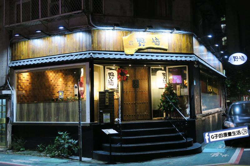 IMG_4488【東區居酒屋】創作串燒 野崎.串燒.豬肉捲盛合.創意料理