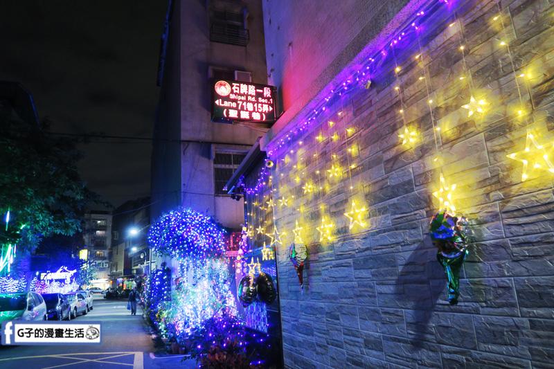 20191211聖誕巷
