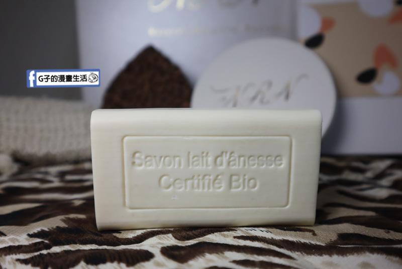 洗澡肥皂.NRN有機精油驢奶皂.法國有機驢奶皂.情人節禮物清單.完美居家組合.女友禮物