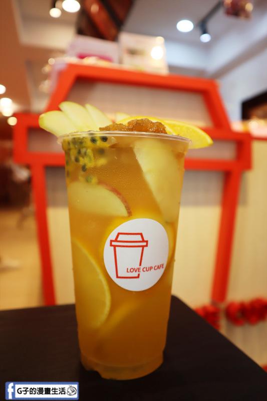 北車-樂杯子咖啡&手作茶飲.新鮮水果茶