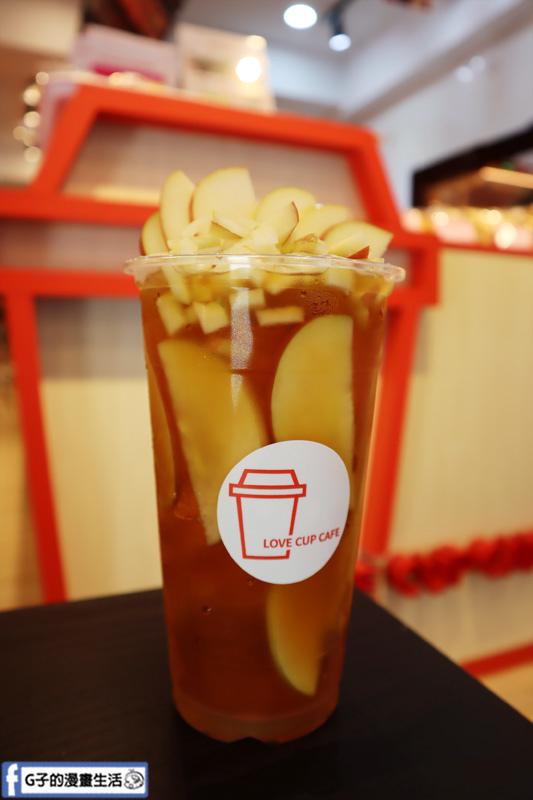 北車-樂杯子咖啡&手作茶飲.蘋果紅茶