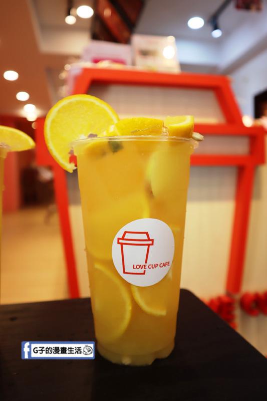 北車-樂杯子咖啡&手作茶飲.柳丁水果綠