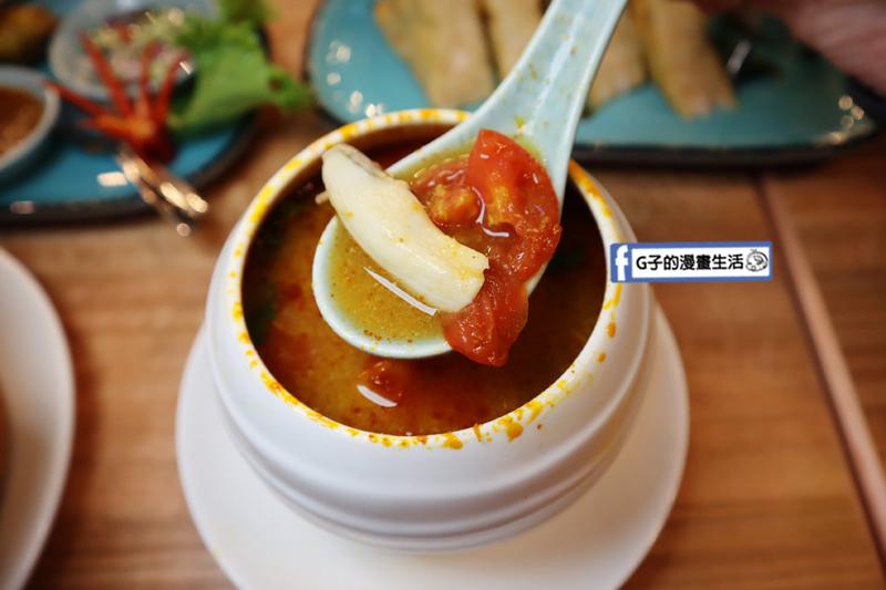 微風南山美食-香茅廚泰式餐廳.泰國餐廳.台北101/世貿中心