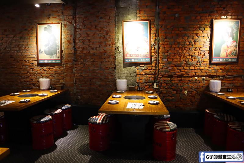新北三重菜寮-米炭火燒肉小酒館,單點式燒烤.DIY自己烤.燒肉海鮮
