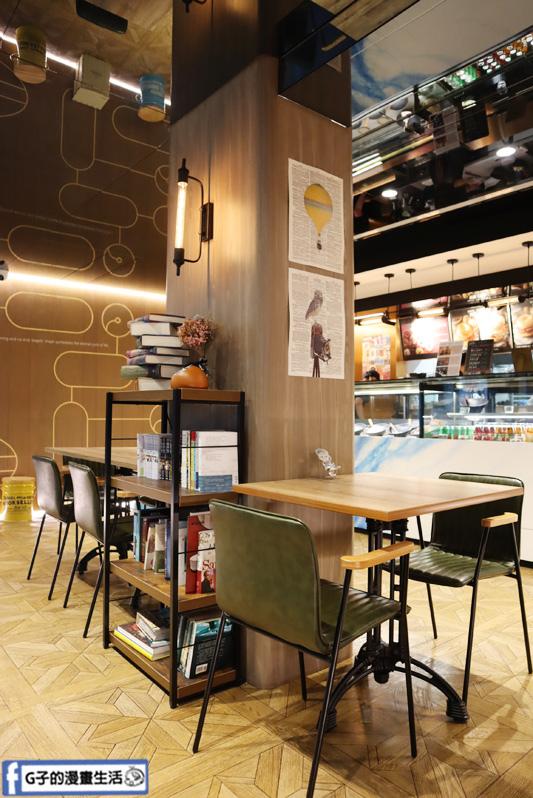 【松菸早午餐/市政府】飽貝 bo'bagel - 貝果Cafe.熱貝果三明治.抹醬貝果