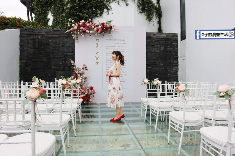 青青風車莊園.桃園婚宴.洛可可觀禮區