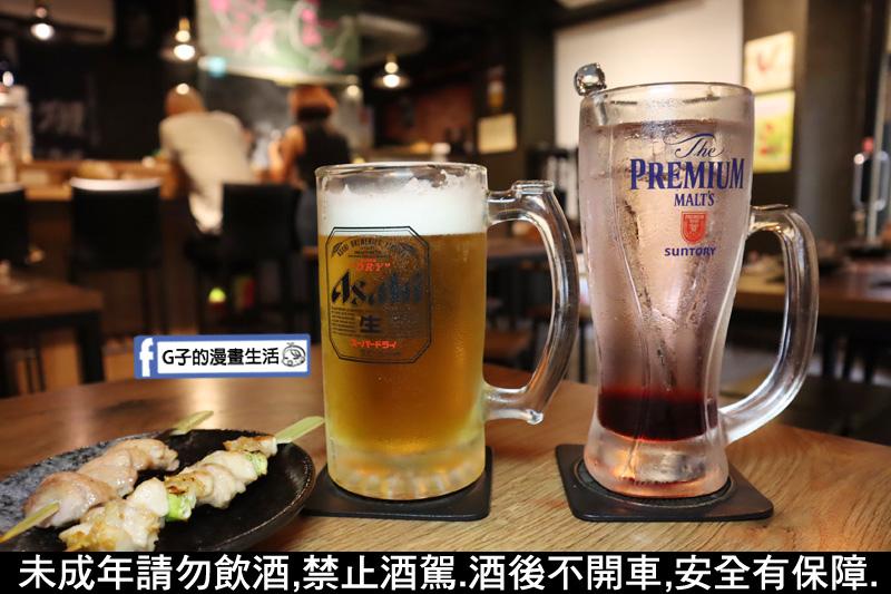 隆次郎燒鳥串燒.生啤.調酒.沙瓦